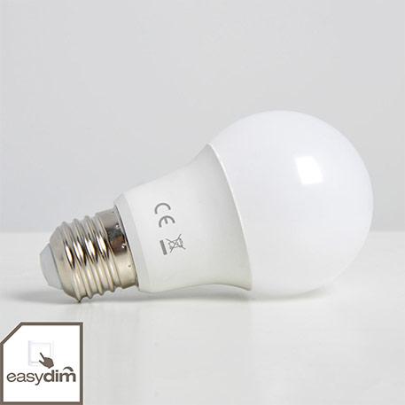 LED-Lampe E27 10W, warmweiß, 800 Lumen, easydim