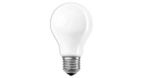 LED-Lampe E27 7,5W, universalweiß, 806 Lumen