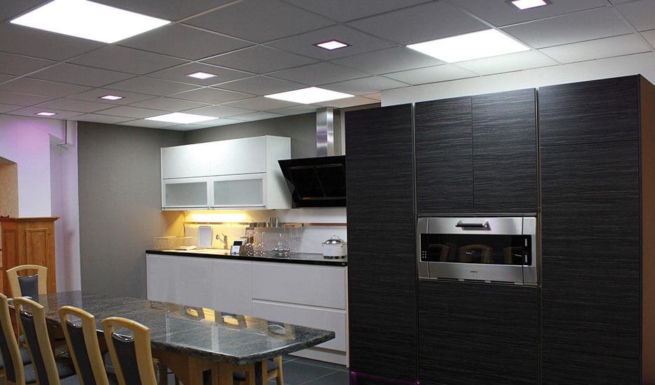 LED Einbaustrahler und LED Einbauleuchten, auch dimmbar | Lampenwelt.de