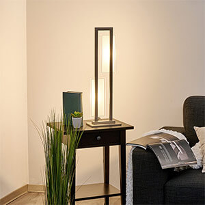led tischleuchten led tischlampen auch dimmbar. Black Bedroom Furniture Sets. Home Design Ideas