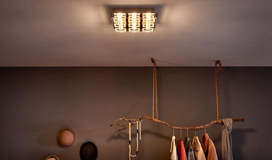 Moderne Lampen 14 : Led deckenleuchten & led deckenlampen auch dimmbar lampenwelt.de