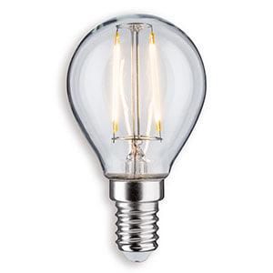 E14 Leuchtmittel in Glühlampenform