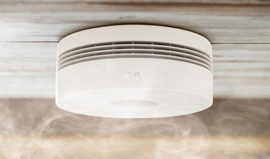 Eve Smoke Smart Home Rauchmelder