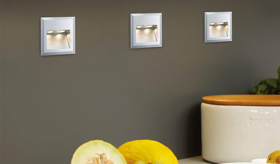 Paulmann Special Line LED-Wandeinbauleuchte Quadro