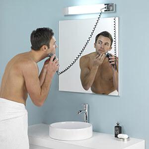 Welche Leuchten braucht man fürs Badezimmer?