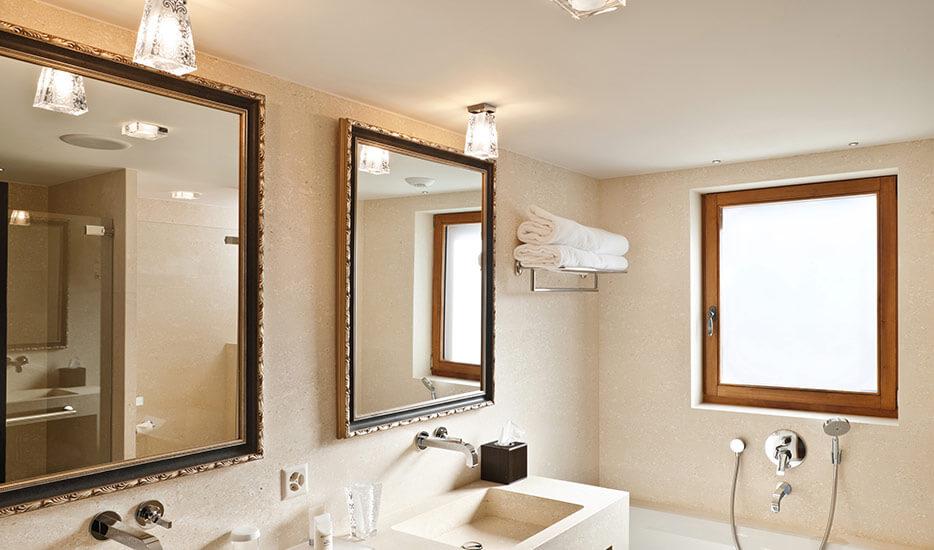 Bad- und Spiegelleuchten / Wandleuchten fürs Bad | Lampenwelt.de