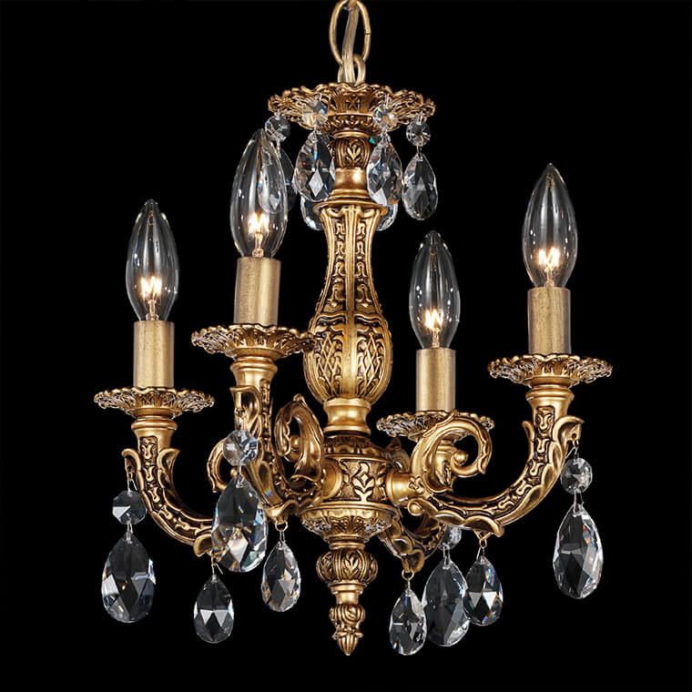 Crystal Chandelier Milano