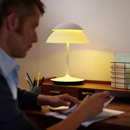 tischlampen und tischleuchten online kaufen. Black Bedroom Furniture Sets. Home Design Ideas