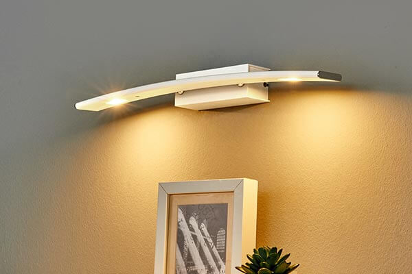 Moderne Lampen 63 : Wandlampen wandleuchten für innenräume lampenwelt