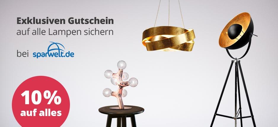 Exklusiver Gutschein bei Sparwelt.de