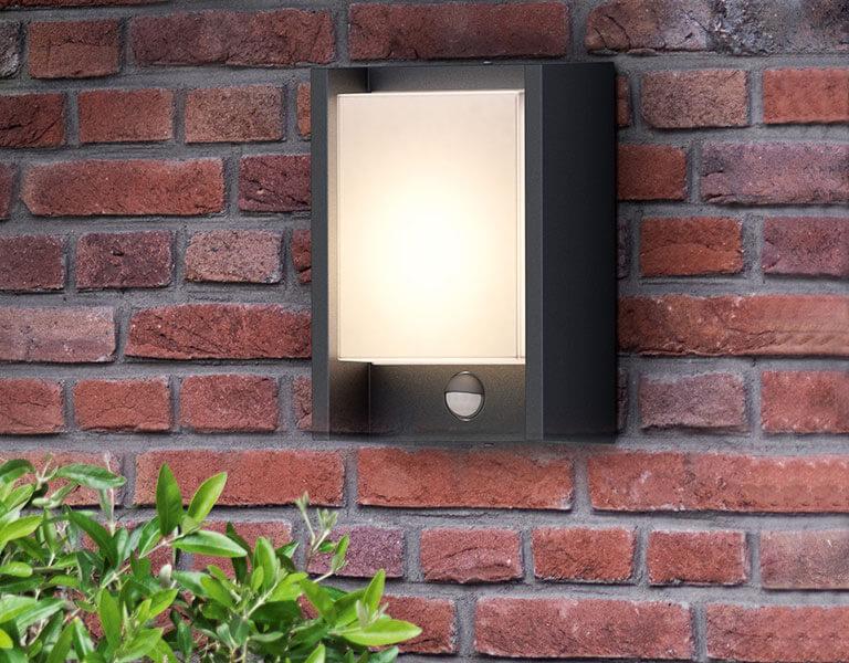 Super Gartenleuchten mit Solar, LED & Bewegungsmelder | Lampenwelt.de DB55