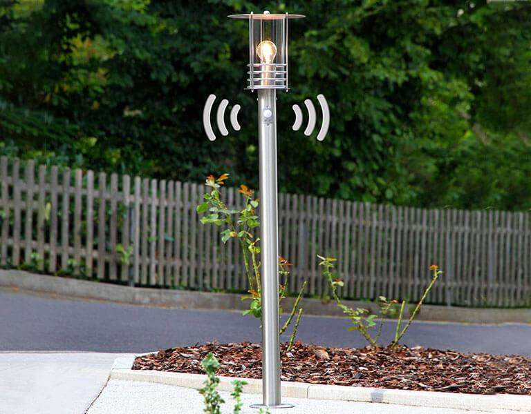Gut gemocht Gartenleuchten mit Solar, LED & Bewegungsmelder | Lampenwelt.de KT09