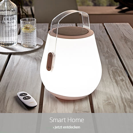 Smart Home Außenleuchten