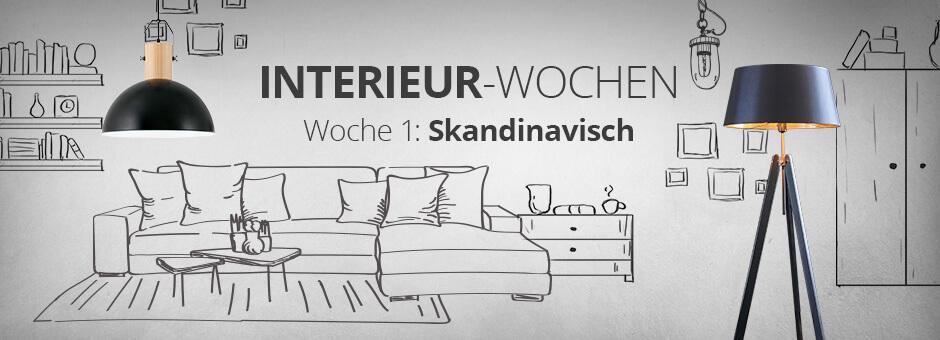 Die Interieur-Wochen bei Lampenwelt.de