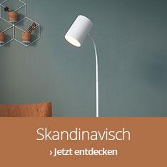 Skandinavische Leuchten