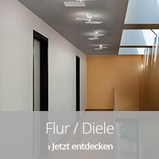 Flurleuchten online kaufen   Lampenwelt.de