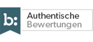 Authentische Bewertungen