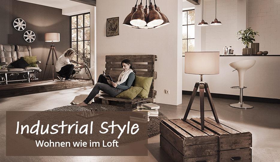 Industrielampen & Industrieleuchten | Lampenwelt.de