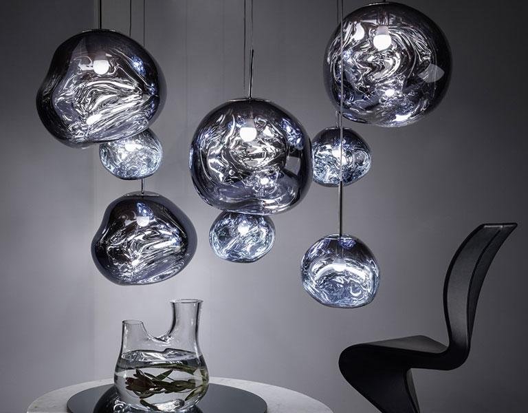 Organische Lichtkunstwerke