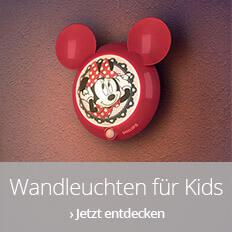 Kinderzimmer-Wandleuchten