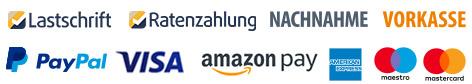 Zahlungsmöglichkeiten bei Lampenwelt.de