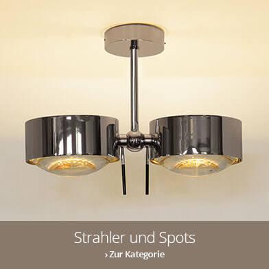 Design - Strahler und Spots