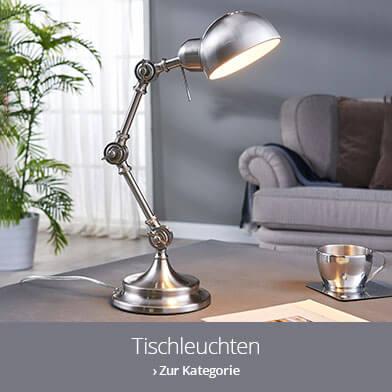 Industrielles Design - Tischleuchten