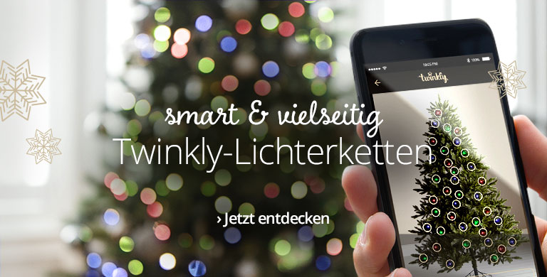 Twinkly Lichterketten