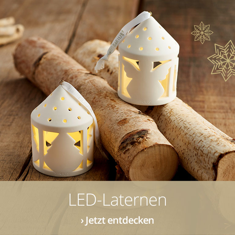 LED-Laternen