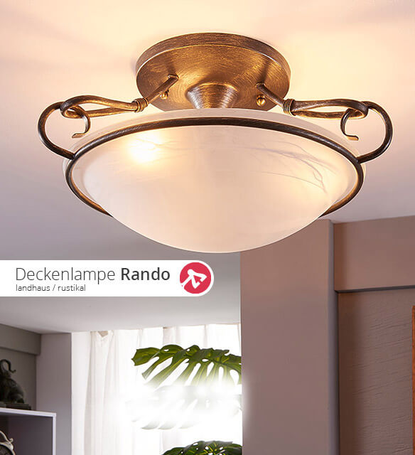 Deckenlampe Rando