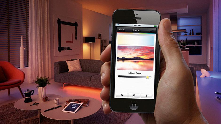stilvolle led beleuchtung sparsam umweltfreundlich und komfortabel. Black Bedroom Furniture Sets. Home Design Ideas