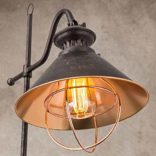 Stehlampe Shanta